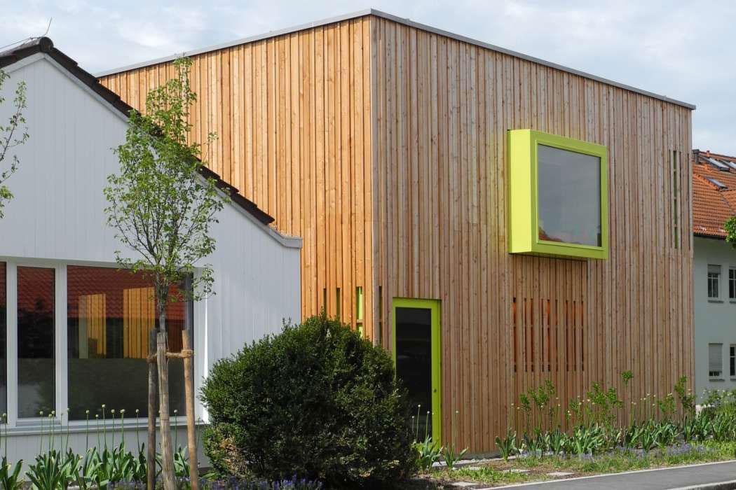 architektur kindergarten und kinderkrippe biv. Black Bedroom Furniture Sets. Home Design Ideas